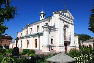 Костел Святої Варвари, Бердичів