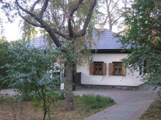 Дом-музей Тараса Шевченка Хата на Приорке