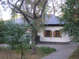 Будинок-музей Тараса Шевченка Хата на Пріорці