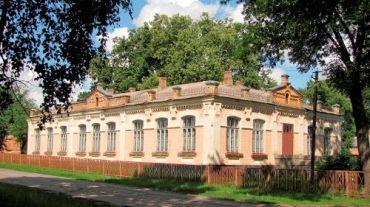 Маньковский краеведческий музей, Дзензелевка
