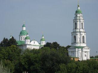 Mgarsky Transfiguration Monastery
