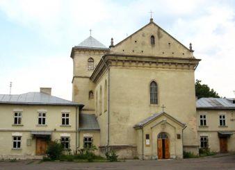 Костел і шпиталь Святого Лазаря