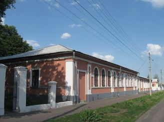 The Mykhailo Drahomyrov Estate-Museum
