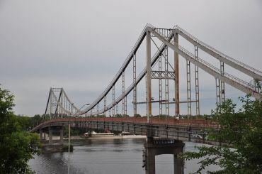 Парковый мост, Киев