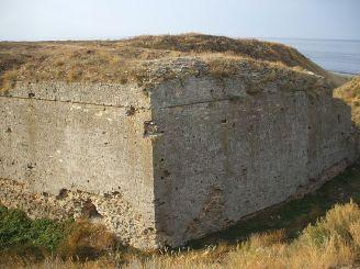 Перекопский вал, Армянск
