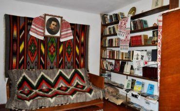 Садиба-музей В'ячеслава Чорновола, Вільховець