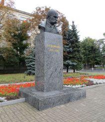 Пам'ятник Тараса Шевченка, Житомир
