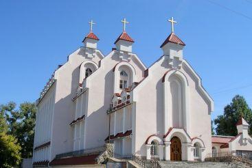 Церква Заповіт Ісуса Христа, Житомир