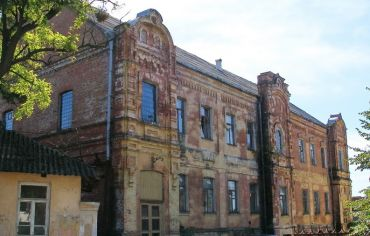 Стара баня, Житомир