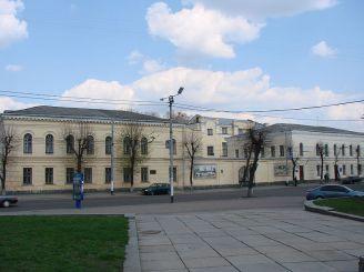 Архієрейське подвір'я, Житомир