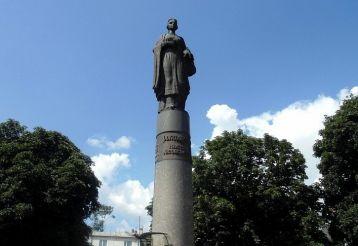 Пам'ятник Роксолані, Рогатин