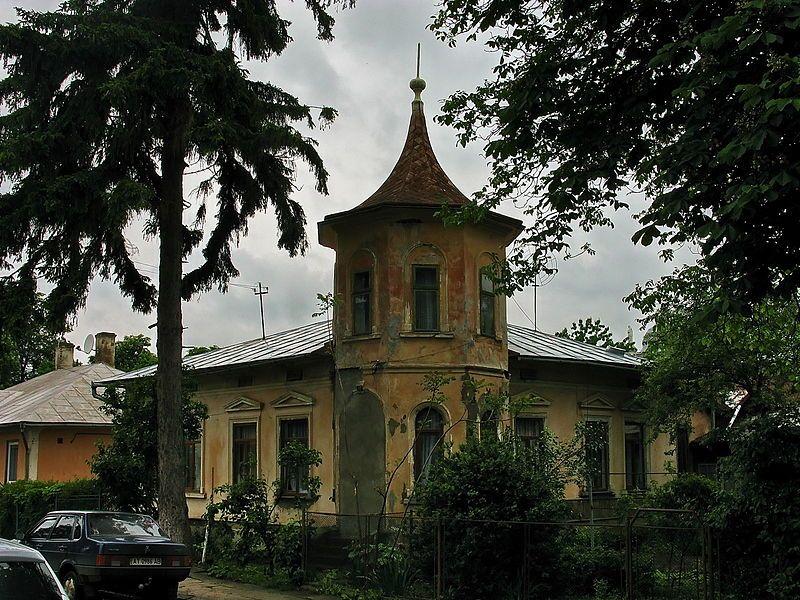Дом графа