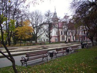 Mickiewicz Square, Ivano-Frankivsk