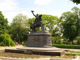 Памятник Суворову, Измаил