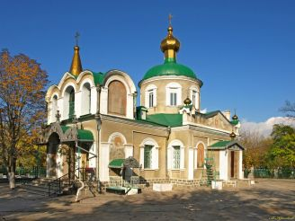 Николаевская церковь, Белгород-Днестровский