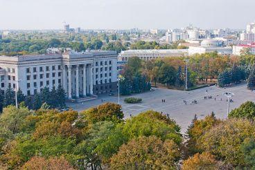 Куликово поле, Одесса