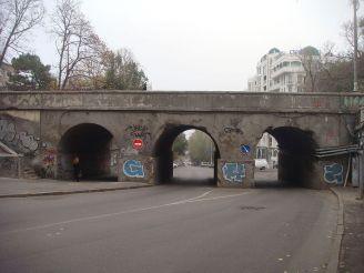 Сабанеєв міст, Одеса