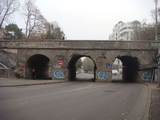 Sabaneyev Bridge