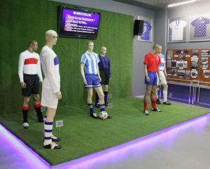 Музей футбола, Одесса