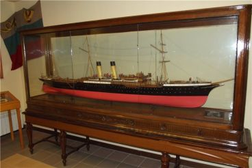 Музей морского флота, Одесса