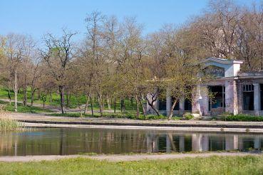 Дюківський сад, Одеса