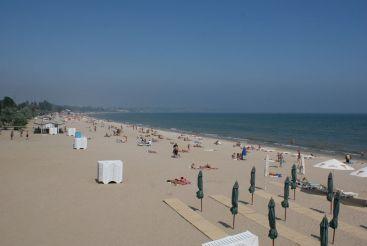 Пляж «Лузановка», Одесса