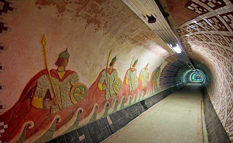 Сказочный тоннель, Одесса