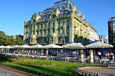 Гостиница «Большая Московская», Одесса