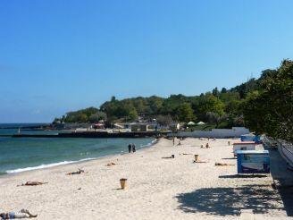 Пляж «Дельфін», Одеса