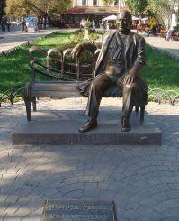 Пам'ятник Утьосову, Одеса