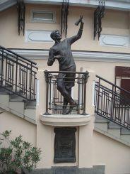Пам'ятник Уточкіну, Одеса