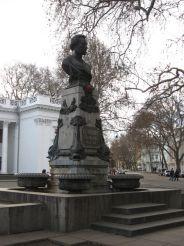 Пам'ятник Пушкіну, Одеса