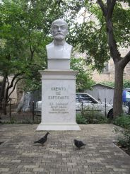 Пам'ятник Людвіку Заменгофу, Одеса