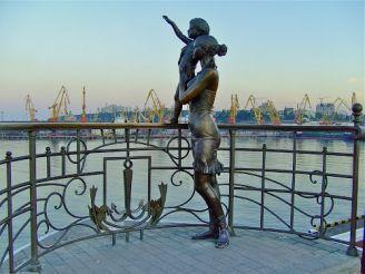 Monument wife sailor (Sailor)