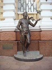 Monument Gotsmanov, Odessa
