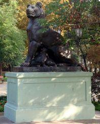 Скульптурная группа «Лев и Львица», Одесса