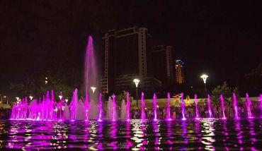 Музичний фонтан, Одеса