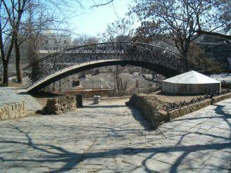 Міст закоханих, Одеса