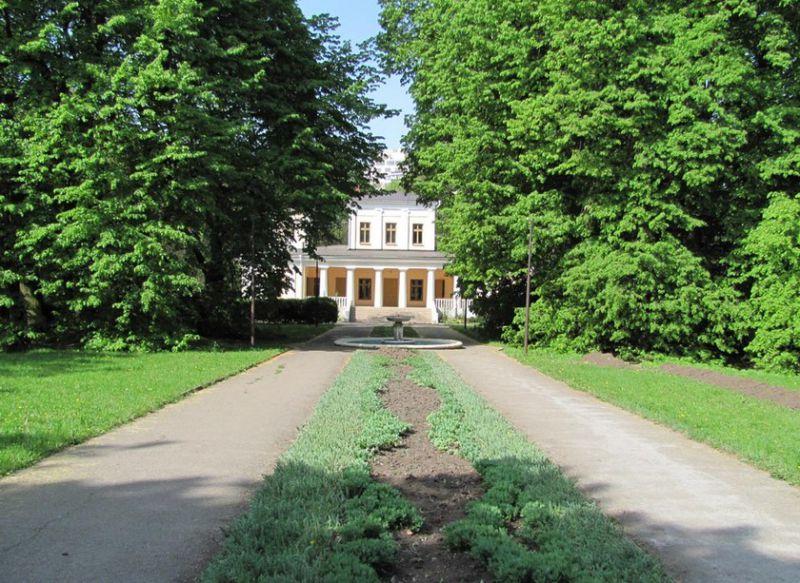 Одесский ботанический сад Одесса фото описание карта Одесский ботанический сад Одесса