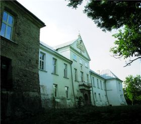 Язловецкий дворец, Язловец