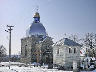 Церковь Св. Петра и Павла, Дорофеевка