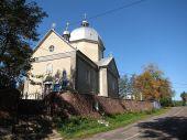 Церква Св. Параскеви, Устечко