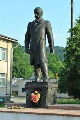 Памятник Шевченко, Коропец