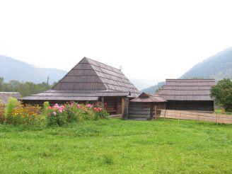 Museum of Hutsul grazhda