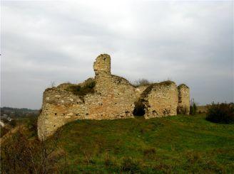 Чернокозинецкий замок, Чернокозинцы