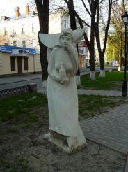Gogol Heroes Sculpture Garden