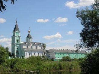 Holy Trinity convent Brailovsky