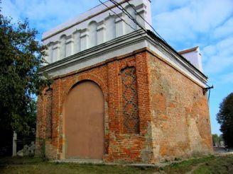 Луцькі ворота (Олика)
